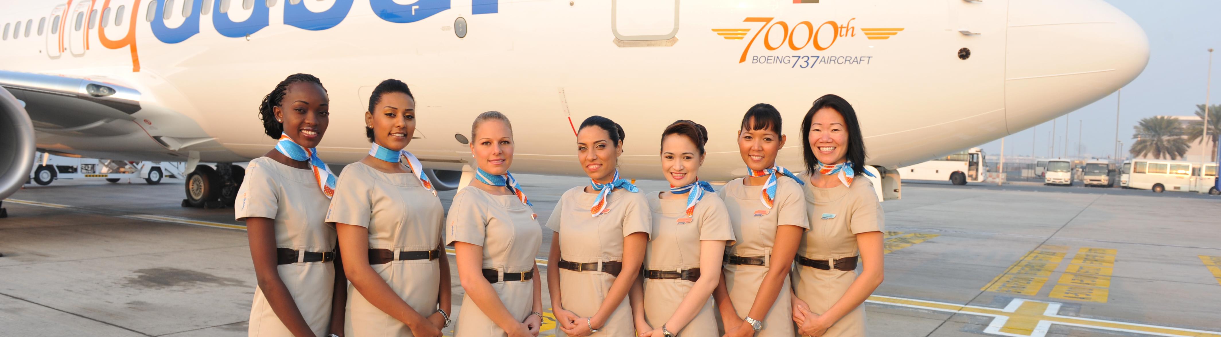 Letecká společnost Fly Dubai